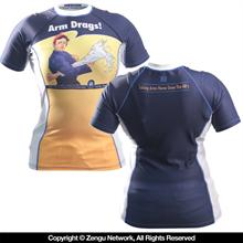 """Rosie"" Women's Rash Guard..."